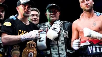 Photo of Boxeo: Brian Castaño cerca de su regreso al ring