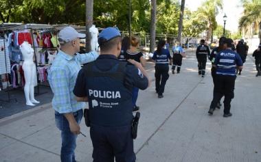 La Plata: un joven de 18 años murió en el Parque Saavedra al ser empujado por dos de sus amigos