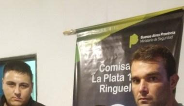 Photo of La Plata: mirá cómo fue el robo en una distribuidora de fiambre en la que tomaron de rehén a un cliente