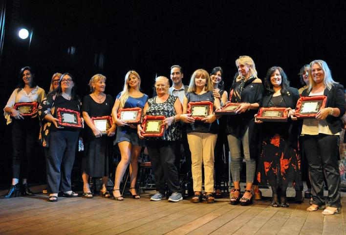 Reconocimiento a mujeres  destacadas de Morón