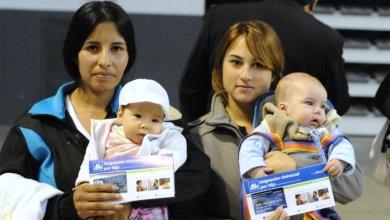 Photo of Nuevos haberes: Macri oficializó el aumento del 46% en la AUH