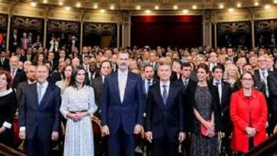 Photo of Macri y los Reyes de España: así fue la apertura del Congreso Internacional