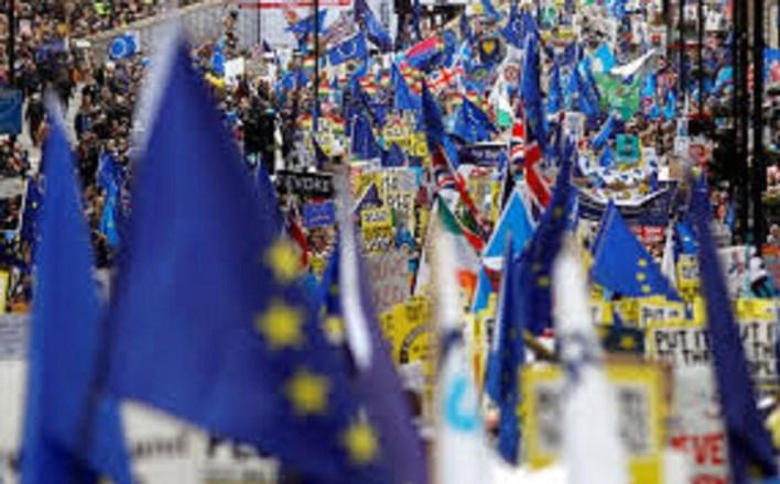 Crisis del Brexit