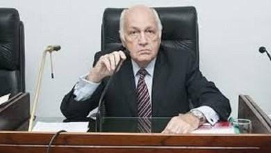 Photo of Murió Jorge Tassara, uno de los jueces que iba a juzgar a Cristina Kirchner