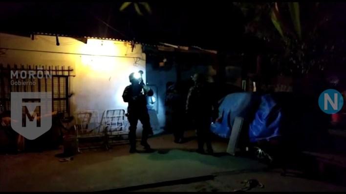 """Moron – Video: Cayó """"La Banda de la Mucama"""": cuatro detenidos"""