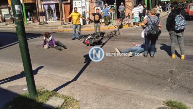 Photo of Hurlingham: Impresionante accidente en Av. Pedro Diaz