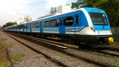 Photo of El tren Sarmiento operaba limitado entre Haedo y Moreno por una amenaza de bomba