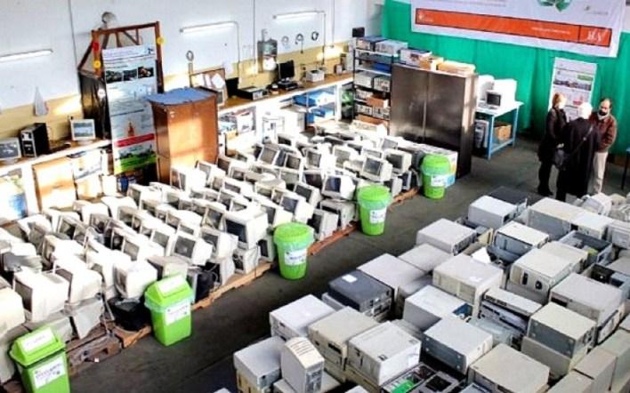 Día Mundial del Reciclaje en La Plata: realizan una recolección de equipamiento informático en desuso