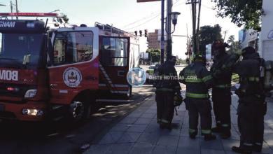 Photo of Hurlingham: Intentaron prender fuego una sucursal del Banco Itaú