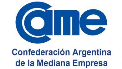 Photo of Came: importante logro de cámaras empresarias