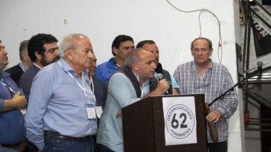 """Photo of Paro General / Marcelo Barreiro: """"Todas las organizaciones están sintiendo la debacle económica"""""""