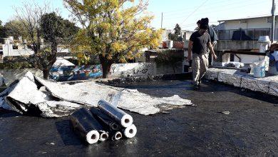 Photo of El Consejo Escolar de Hurlingham arregla techos de escuelas provinciales