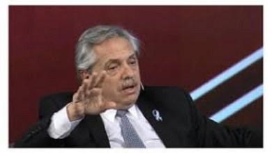"""Photo of Alberto Fernández: """"Es ilegal que estén presos De Vido y Boudou"""""""