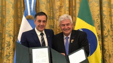 Photo of Argentina y Brasil se comprometen a impulsar las nuevas tecnologías