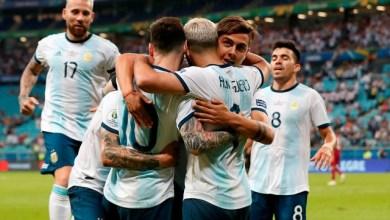 Photo of Argentina se despertó y clasificó a los cuartos de final de la Copa América