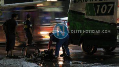 Photo of Hurlingham: Un automovilista atropelló a dos personas en Av. Vergara