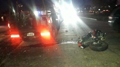 Photo of Murió un hombre que viajaba en moto en un accidente cerca de La Plata