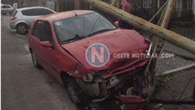 Photo of Hurlingham: Impresionante accidente en Tesei