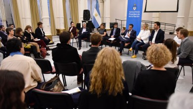 Photo of Educación se reunió con representantes de la sociedad civil