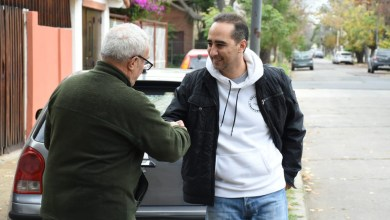 Photo of Tagliaferro participó del Gabinete Móvil en todo Morón
