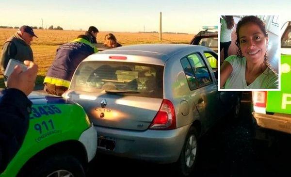 Así una mujer de La Plata manejó en contramano casi 50 kilómetros por Ruta 2
