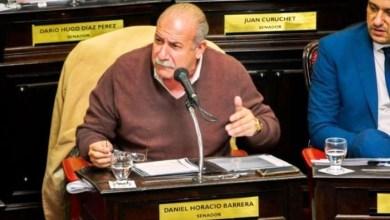 """Photo of Daniel Barrera: """"La Matanza ha sido castigada por el gobierno de Vidal"""""""