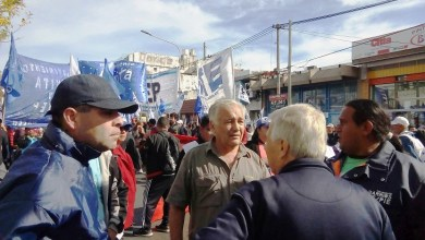 """Photo of Gerardo Fernández: """"Donde antes había centros culturales, ahora hay merenderos"""""""