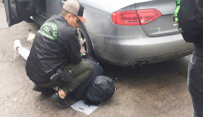 Ituzaingó Parque Leloir: Narco detenido en Morón