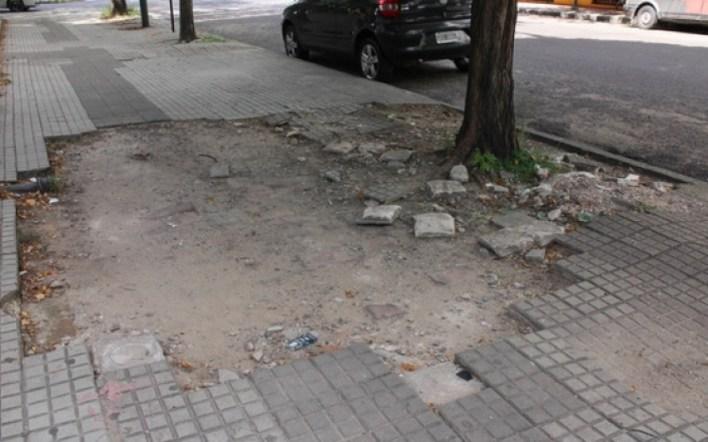 La Plata: abrió la inscripción para los vecinos que quieran arreglar o construir sus veredas