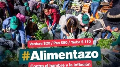 """Photo of La UTT organiza un #Alimentazo contra """"el hambre y la inflación"""""""