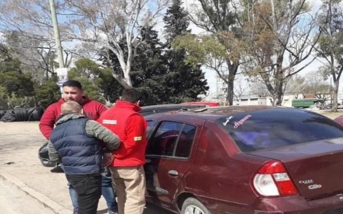 Murió el repartidor de agua baleado en La Plata para robarle la recaudación