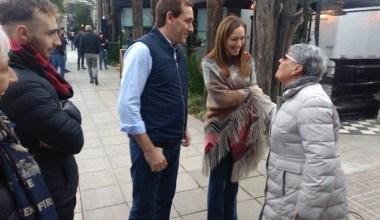 Photo of Vidal de recorrida: sorprendió en La Matanza y acompañó a Garro en relanzamiento de la campaña en La Plata