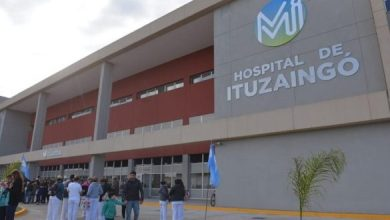 Photo of Descalzo inauguró parcialmente el «Hospital de Ituzaingó», adonde mudó la guardia de la Salita de Brandsen (que cerró)