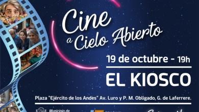 """Photo of """"Cine a Cielo Abierto"""" llega a Gregorio de Laferrere"""