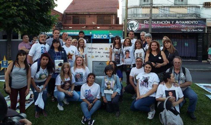 San Martín: primer encuentro de familiares de víctimas de tránsito