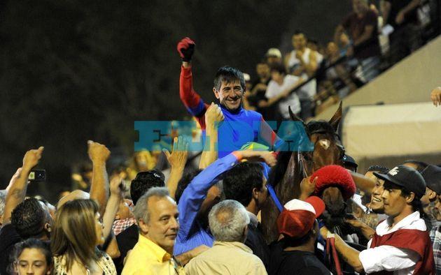 Se corrió el Gran Premio Dardo Rocha en el Hipódromo de La Plata
