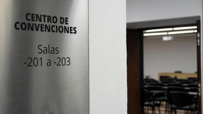 Inauguran un megacentro de convenciones en La Plata