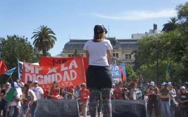 """La Plata: una nueva """"marcha de la gorra"""" busca instalar la criminalización de la juventud pobre"""