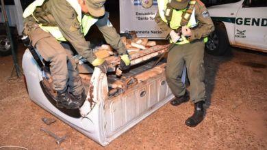 Photo of Detienen a una pareja que transportaba más de 64 kilos de marihuana