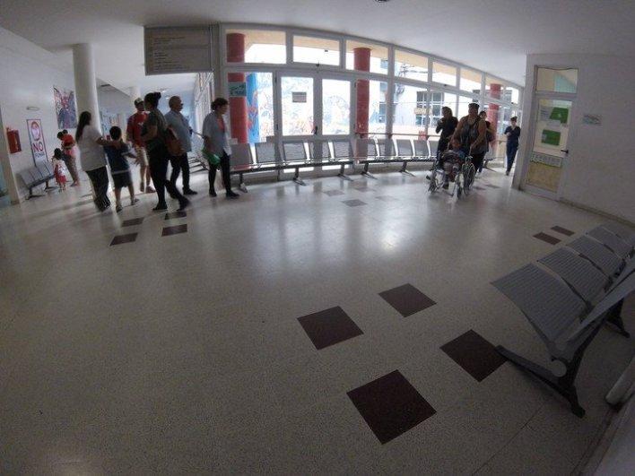 Ecógrafo robado en Hospital de La Plata fue abandonado en el SAME