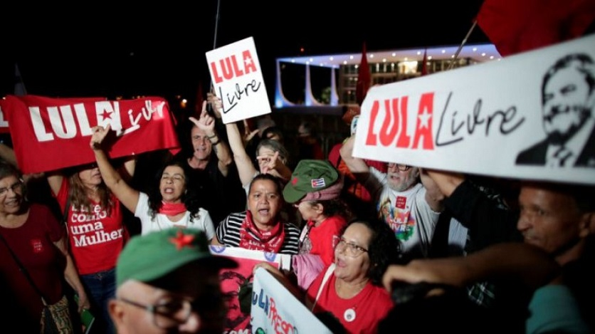 Tribunal Supremo de Brasil toma decisión sobre condenas que podría liberar a Lula