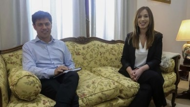 Photo of Vidal avanza con Kicillof en la transición con tres áreas y pide la unidad opositora