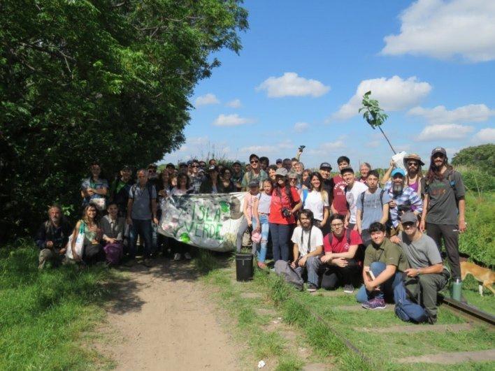 Morón: buscan declarar Reserva Natural Urbana a terrenos linderos a Brigada Aérea de El Palomar