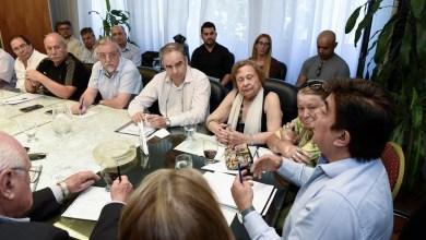 Photo of Fernando Espinoza encabezó la primera reunión de gabinete para ejecutar medidas ante la emergencia social y productiva