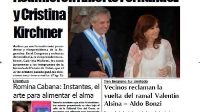 Photo of #Buen Miércoles Leé la edición impresa de Diario NCO del 11-12-2019