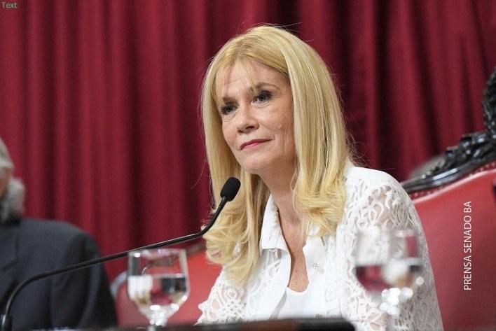 En la primera sesión presidida por Magario, el Senado aprobó una nueva Ley de Ministerios