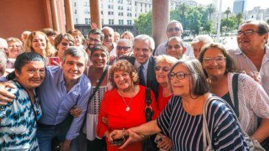 Photo of Hurlingham: Jubilados con Fernández y Zabaleta