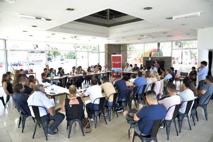 En Tigre, se realizó un encuentro sobre hábitat para fortalecer el acceso a la tierra, vivienda y trabajo