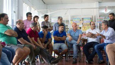 Photo of Tarjeta Alimentaria: Zabaleta se reunió con comerciantes de Hurlingham