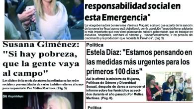 Photo of #Buen Miércoles Leé la edición impresa de Diario NCO del 08-01-2020